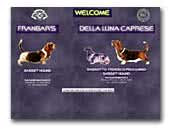 Franbar's & Luna Caprese Kennel