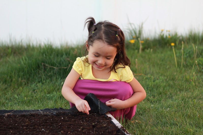 planting the garden by replicate then deviate