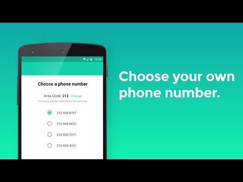 Cách tạo số điện thoại ảo bằng 2ndLine| AnonyViet