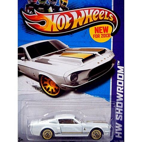 hot wheels  ford mustang shelby gt  global