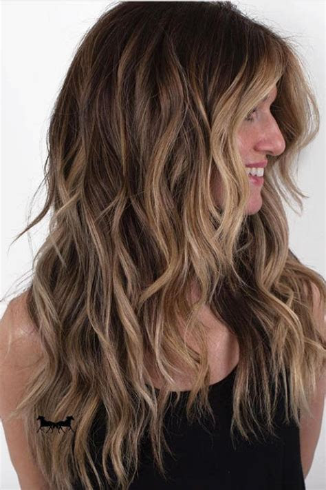 gorgeous examples  lowlights  brown hair