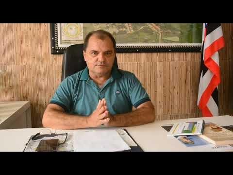 Prefeito de Edijacir Leite em vídeo clama ao governador pela reabertura do hospital de Lago dos Rodrigues