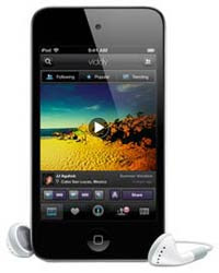 iPod touch iBookstore