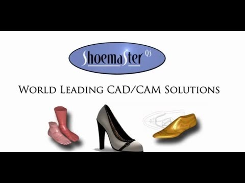 Shoemaster 16 04/16 03/16 01 2D & 3D Full Option Work All