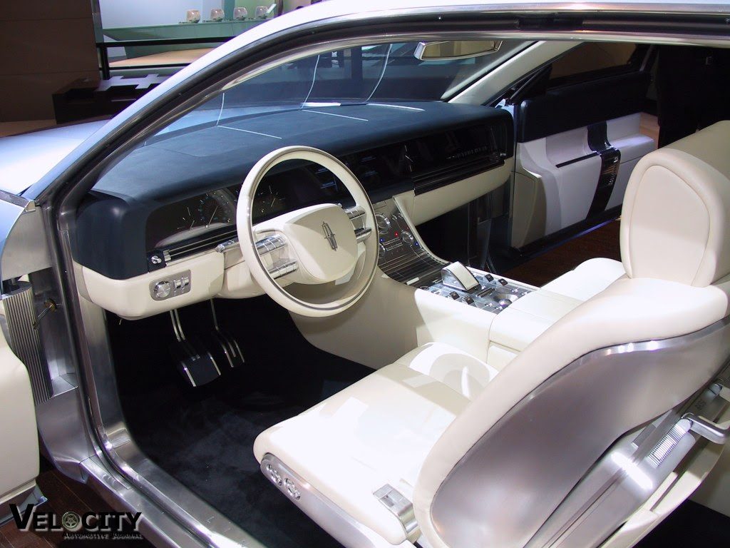 2015 Lincoln Continental Concept Car Cars Dolly