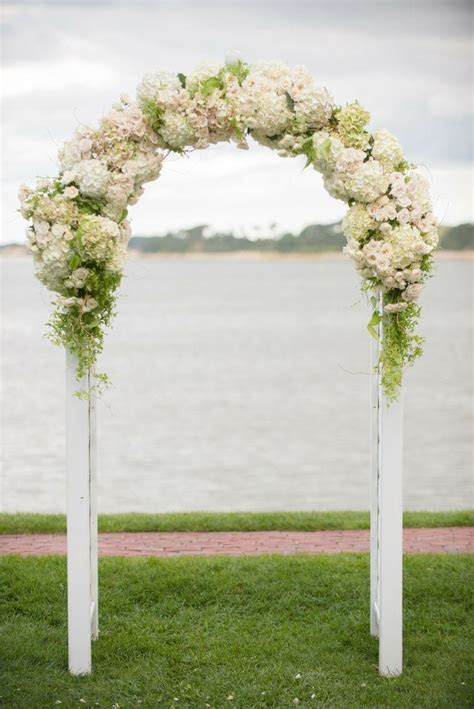 Ceremony   Floral Wedding Arch #2042469   Weddbook