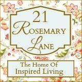 21 rosemary lane BLOG