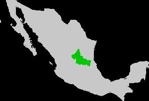 San Luis Potosi in Mexico