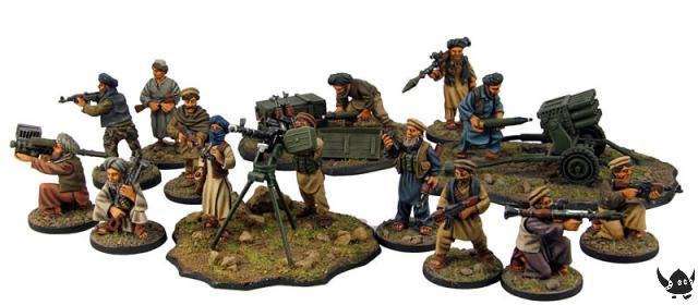 All 28mm Modern Afghans
