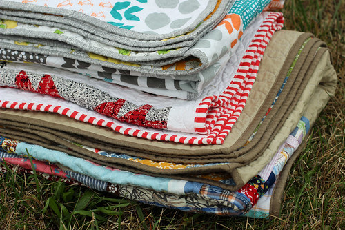 Gifted Quilts by Jeni Baker