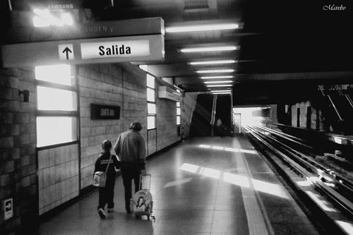 Vida urbana by Alejandro Bonilla