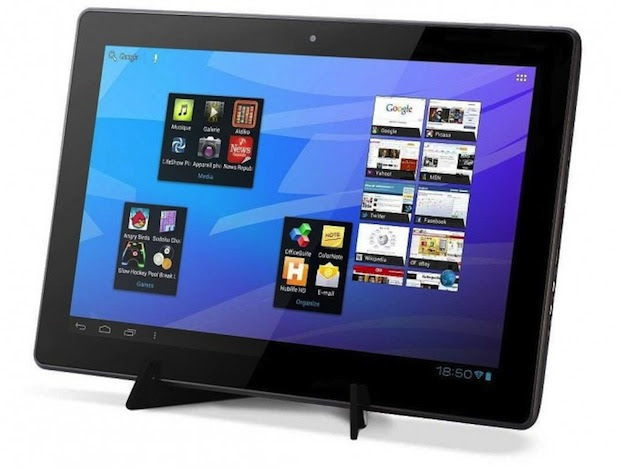 DNP Archos's 133inch FamilyPad is designed for FamilyTime
