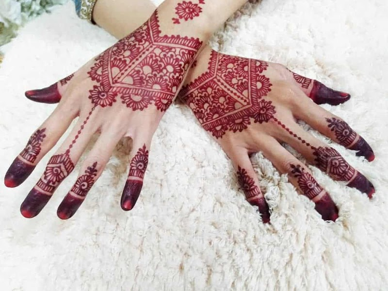 18+ Motif Henna Berbagai Variasi Yang Sangat Unik Buat Di Coba oleh - beasiswaluarnegeri.xyz