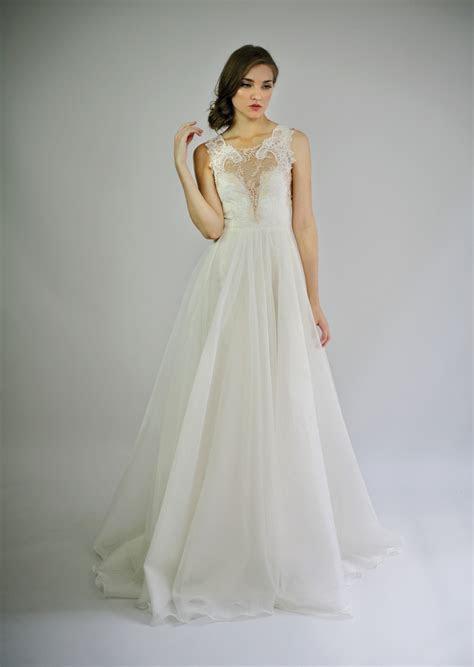 Leanne Marshall Designer/ Danielle Size 4 Wedding Dress