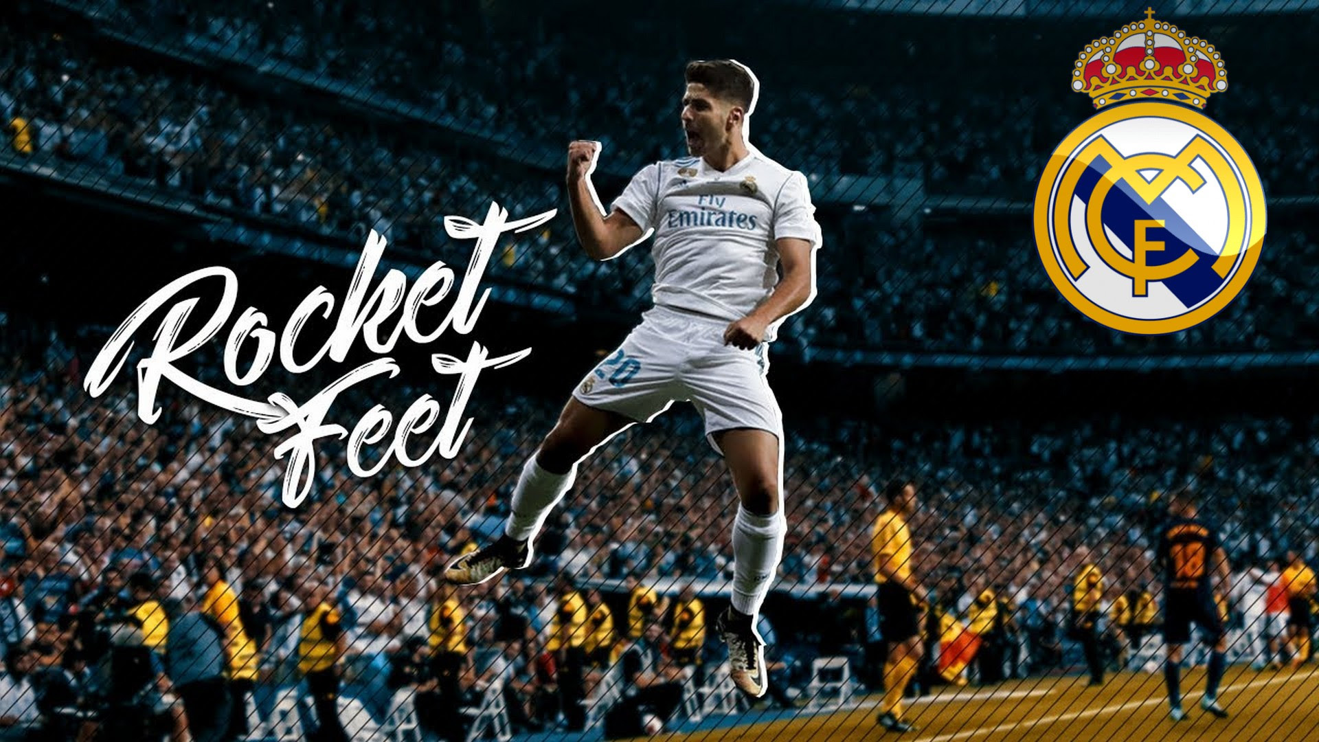 Marco Asensio Real Madrid Wallpaper HD | 2019 Football ...