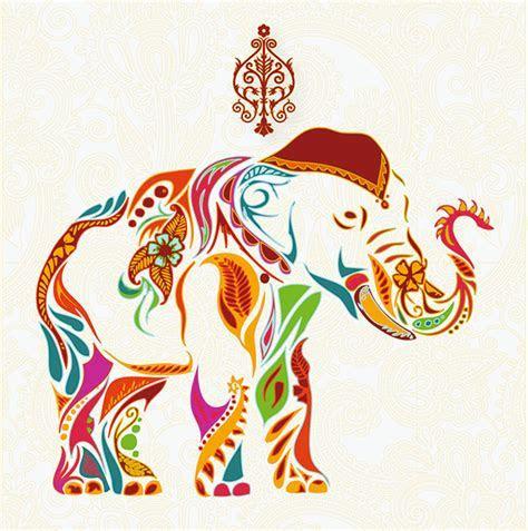 Elephant Motifs on Behance