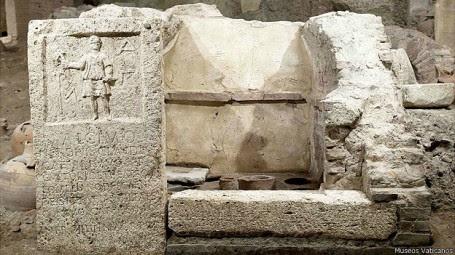 vatican_roman_cemetery_Alcimus