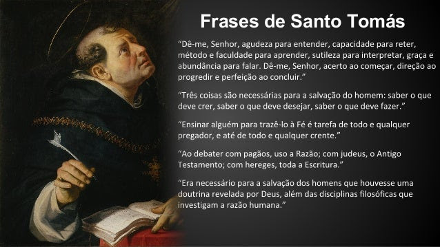 Tag Frases De Santo Tomas De Aquino Sobre Etica