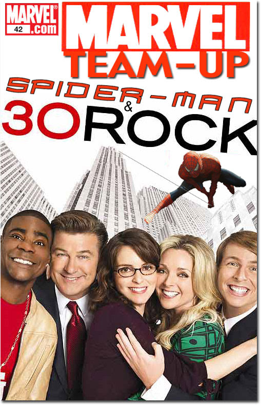 Marvel Team-Up: Spider-Man and 30 Rock