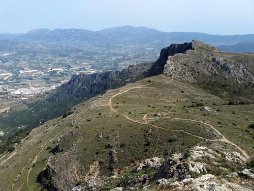 Vistas desde Montcabrer