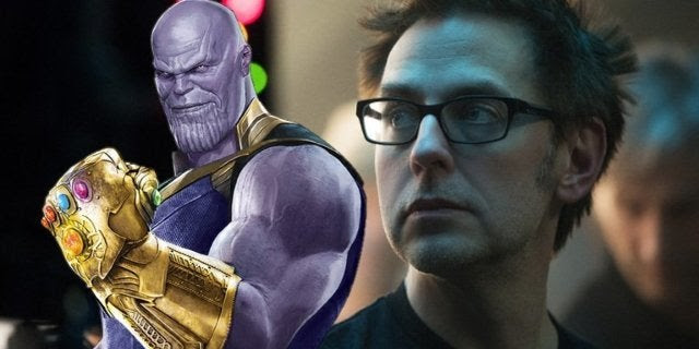 Thanos Creator Says Disney Got Played in Firing 'Guardians of the Galaxy' Director James Gunn