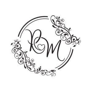 Monogram design for wedding stationary   58 Logo Designs