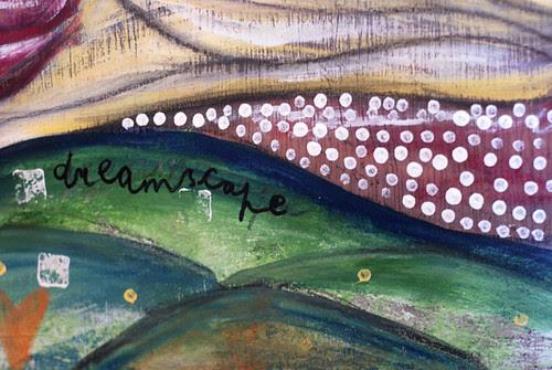 Dreamscape - detail