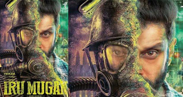 Vikram's 'Iru Mugan'