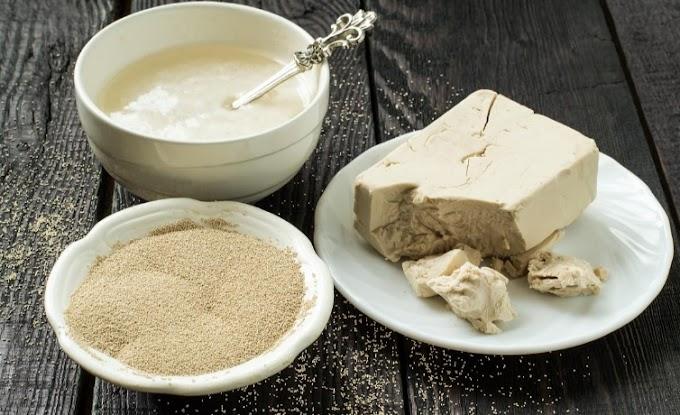 ¿Qué puede levadura se utiliza en lugar de vinagre o leche y limón para probar! | Beklentiler.com