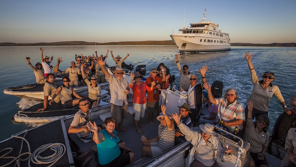 All Aussie Cruise Line Told To Sack Crew And Hire Foreigners