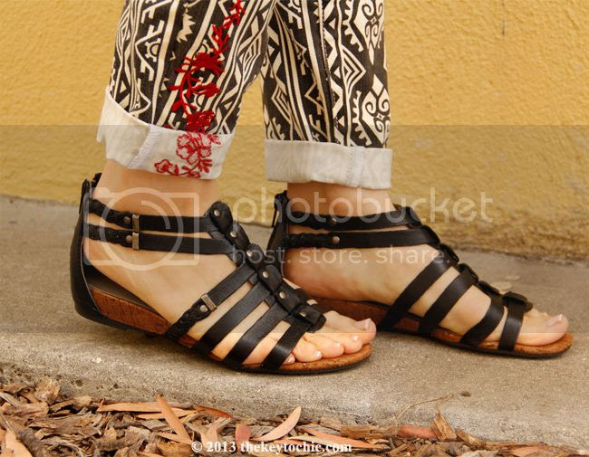 Naturalizer gladiator sandals
