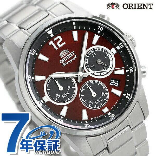オリエント腕時計セイコー5 Orient スポーティークロノグラフ