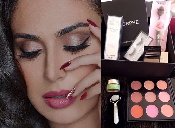 Huda Beauty launches exclusive Cult Beauty Box   DESIblitz
