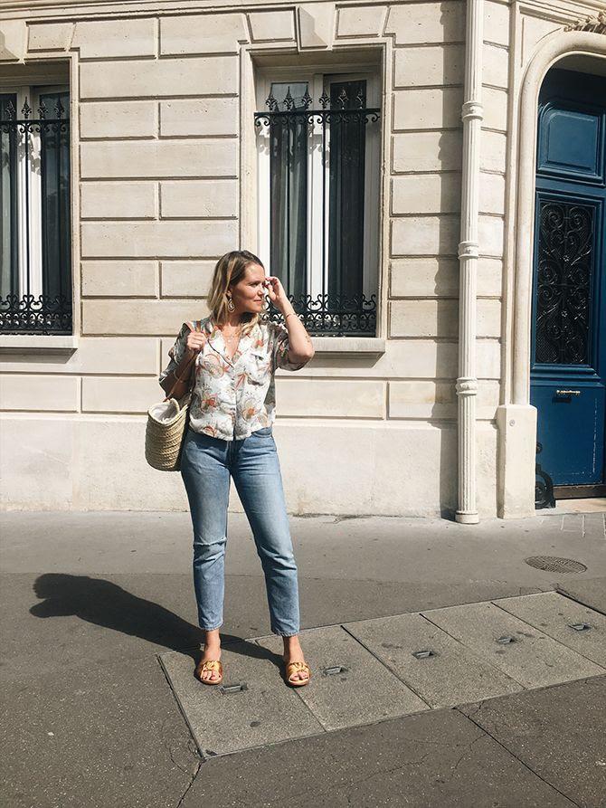 photo 6-levis 501 vintage blouse pyjama Monoprix_zps5wg3wmcb.jpg
