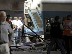 ARGENTINA-TRAIN-ACCIDENT