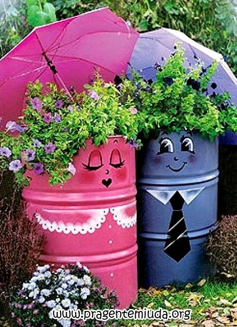 cool idea for your garden | Cool & Creative Ideas | Pinterest