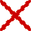 Cruz Borgoña