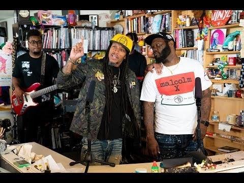 Smif-N-Wessun: NPR Music Tiny Desk Concert (Video) 2018 [Estados Unidos]