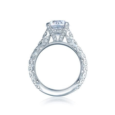 Tacori Engagement Rings RoyalT Round Setting 1.65ctw