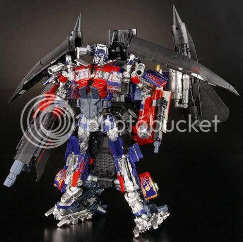 ROTF Optimus Jetfire