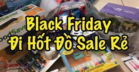Black Friday Đi Walmart Hốt Đồ Sale - Cuộc Sống Ở Mỹ - Co3nho 299