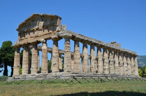 Temple of Athena, Paestum