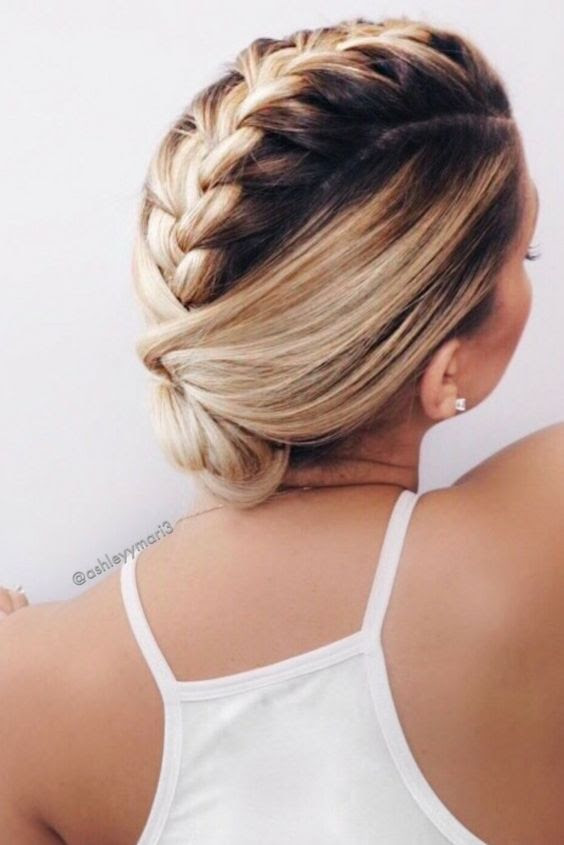 Easy Braided Hairstyles For Your Daily Look - MyStyleSpot