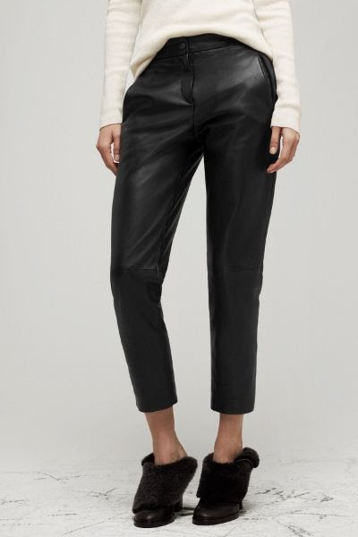 Rag and Bone Em Leather Pant