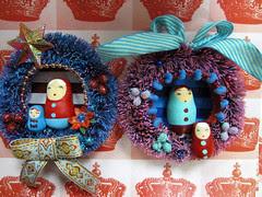 The Matryoshka Wreaths! 2