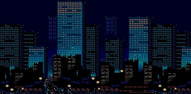 Pixelated Wallpaper