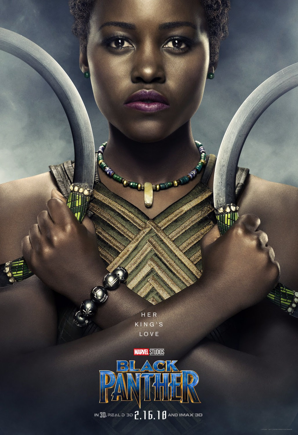 Extra Large Movie Poster Image for Black Panther (#6 of 23)