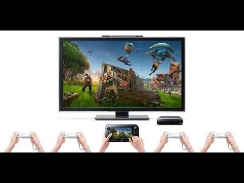 Comment Installer Fortnite Sur Wii U | Fortnite Free Keys Ps4