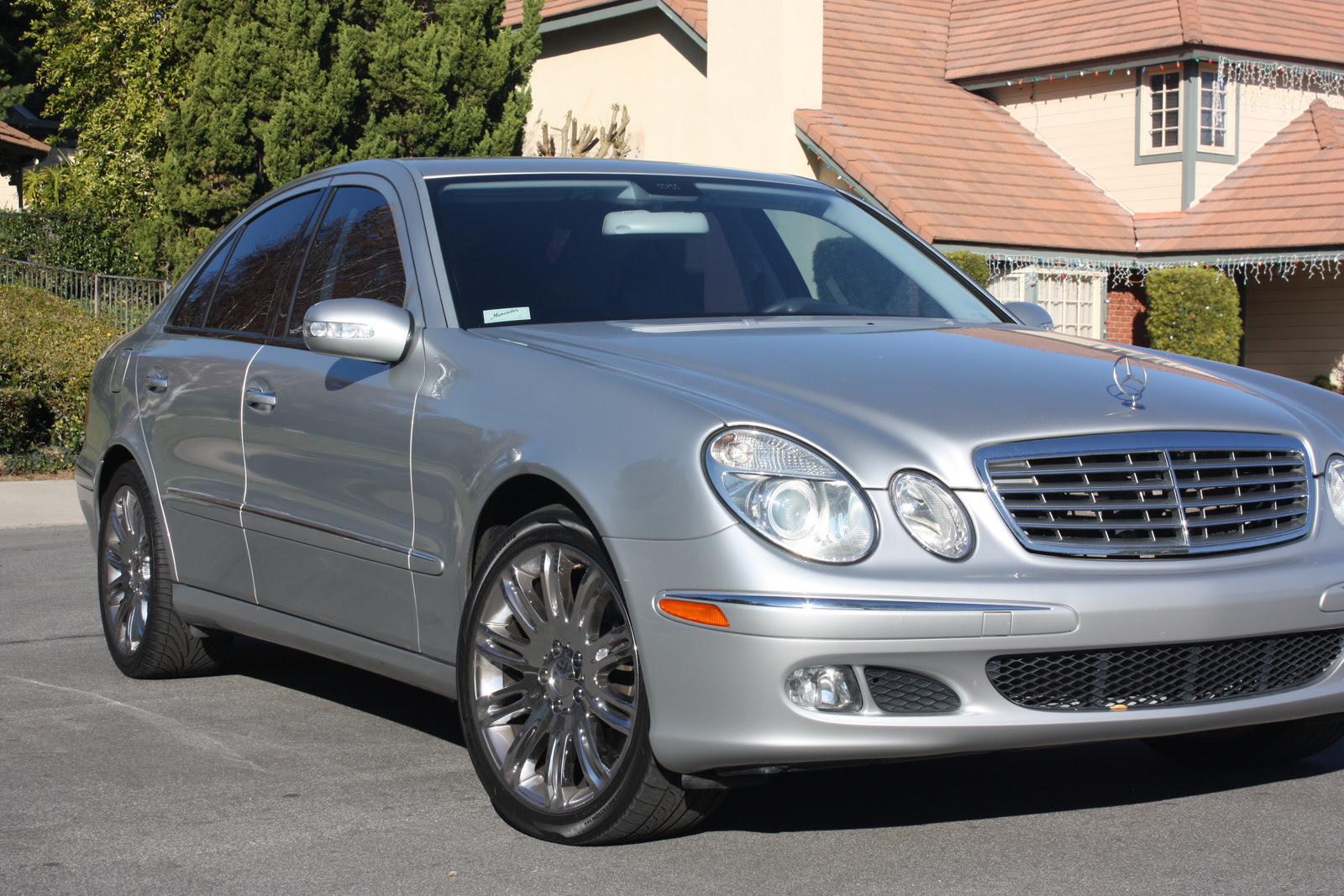 2006 Mercedes-Benz E-Class - Pictures - CarGurus
