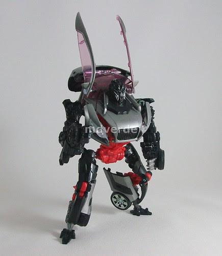 Transformers Sideways RotF Deluxe - modo robot